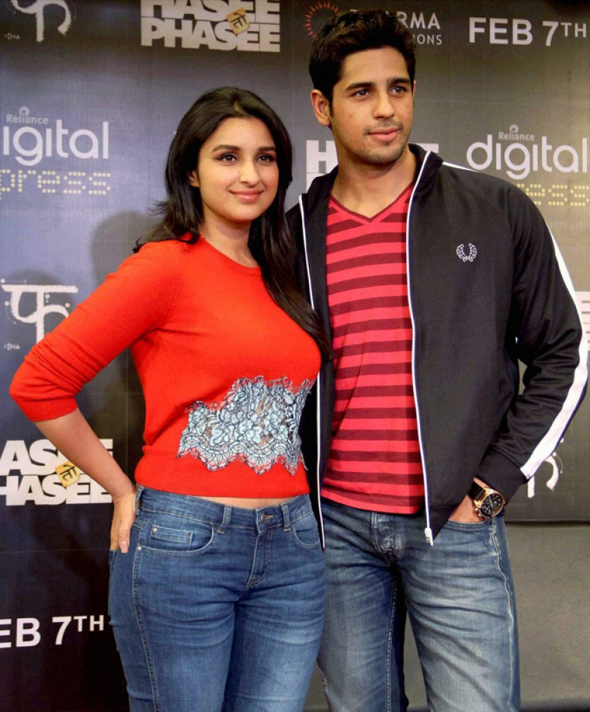 Launch Of Mobile App Of Film Hasee Toh Phasee Photos