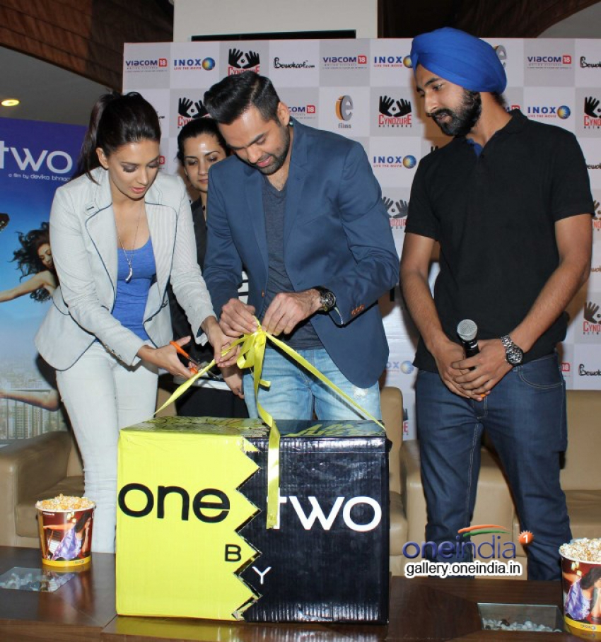 Launch of One by Two merchandise Photos