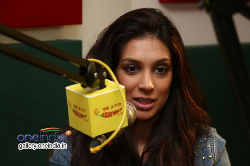 One By Two Film Promotion At Radio Mirchi Photos