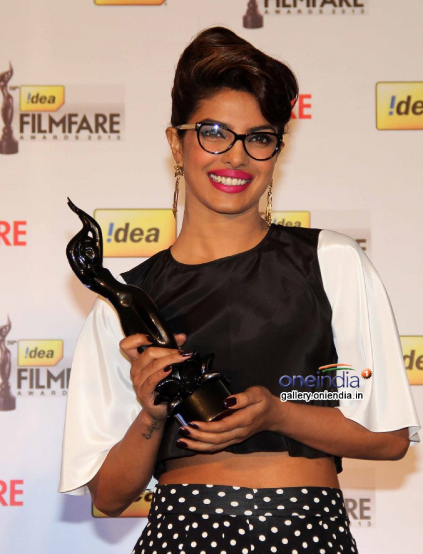 Press conference of 59th Idea Filmfare Awards 2013 Photos