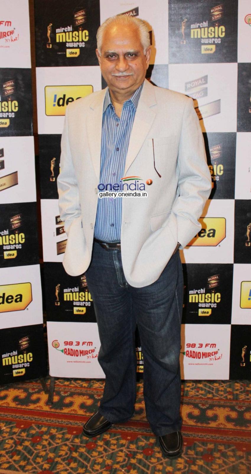 Mirchi Music Awards Press Meet Photos