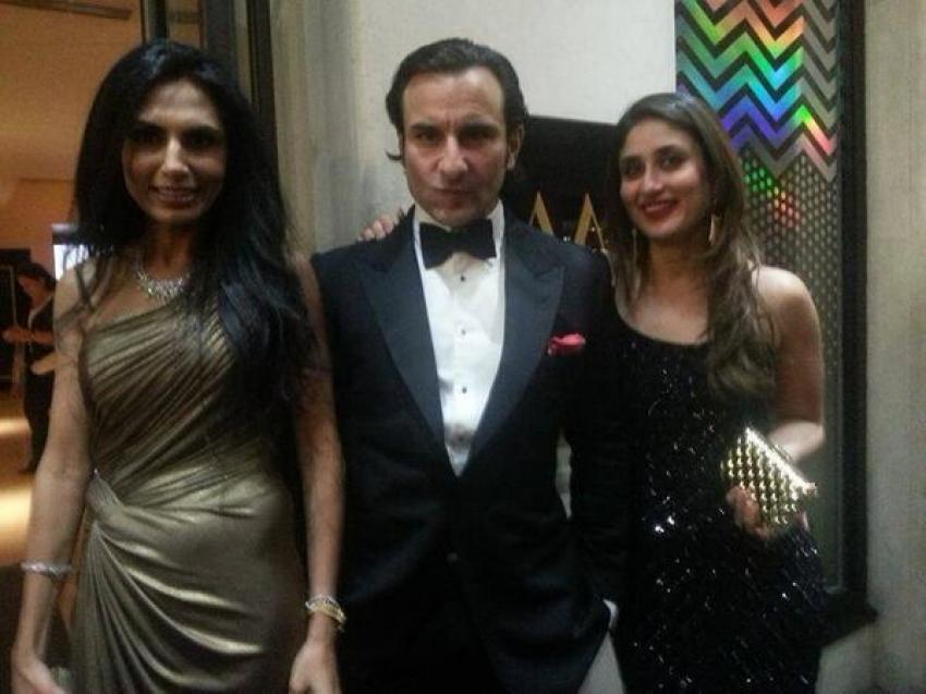 Saif Ali Khan's House Party Photos