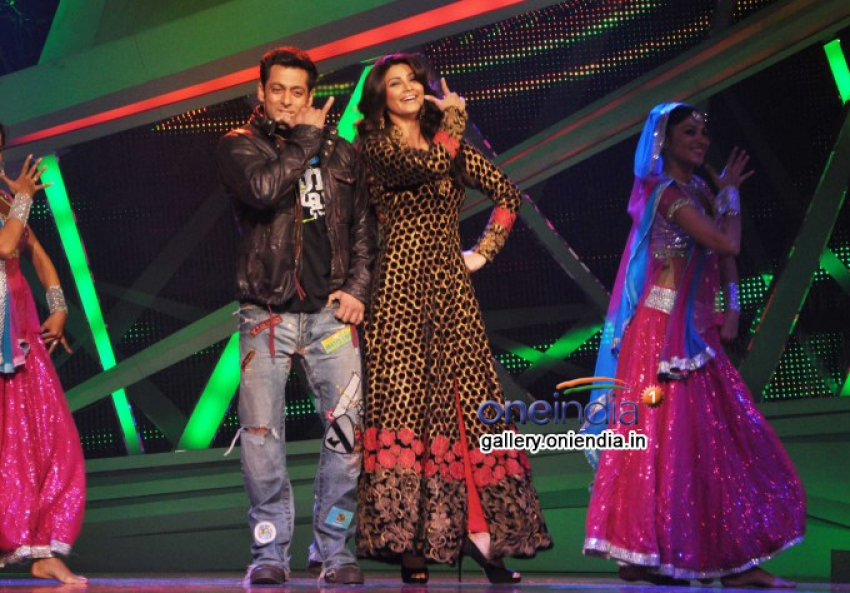 Jai Ho Film Promotion On The Sets Of Nach Baliye 6 Photos