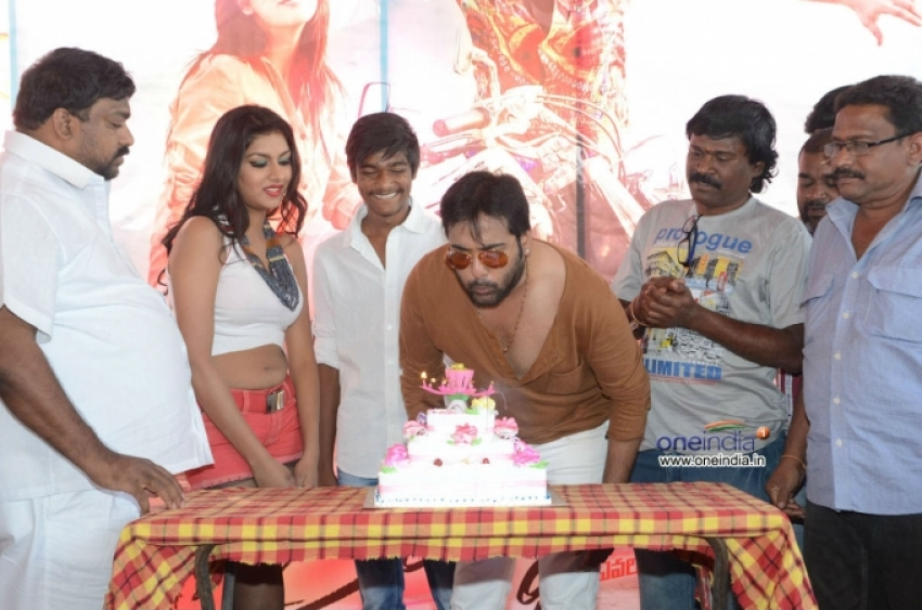 Tarun Birthday Celebrations Photos