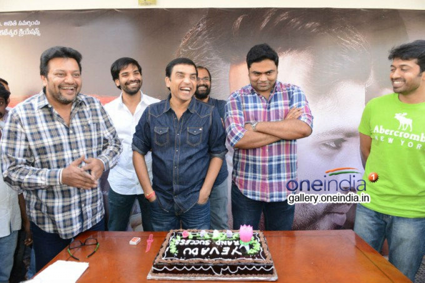 Yevadu Movie Success Meet Photos