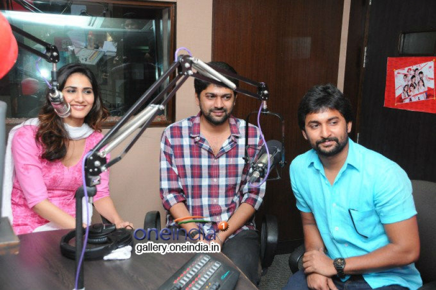 Aaha Kalyanam Team at Red FM Photos