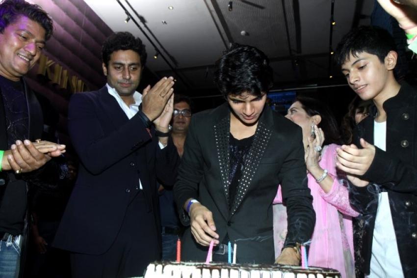 Avitesh Shrivastava's 18th Birthday Bash Photos
