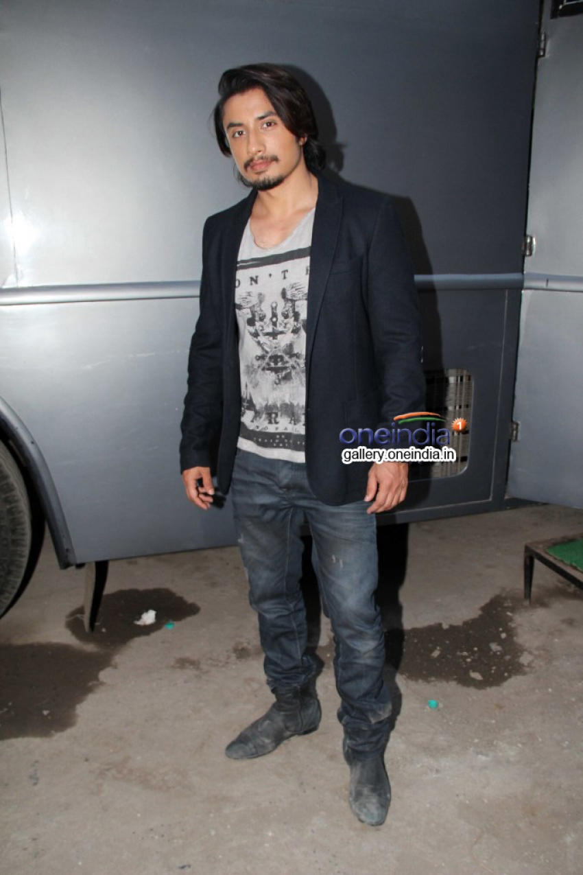 Ali Zafar And Yami Gautam Promote Total Siyapaa Photos