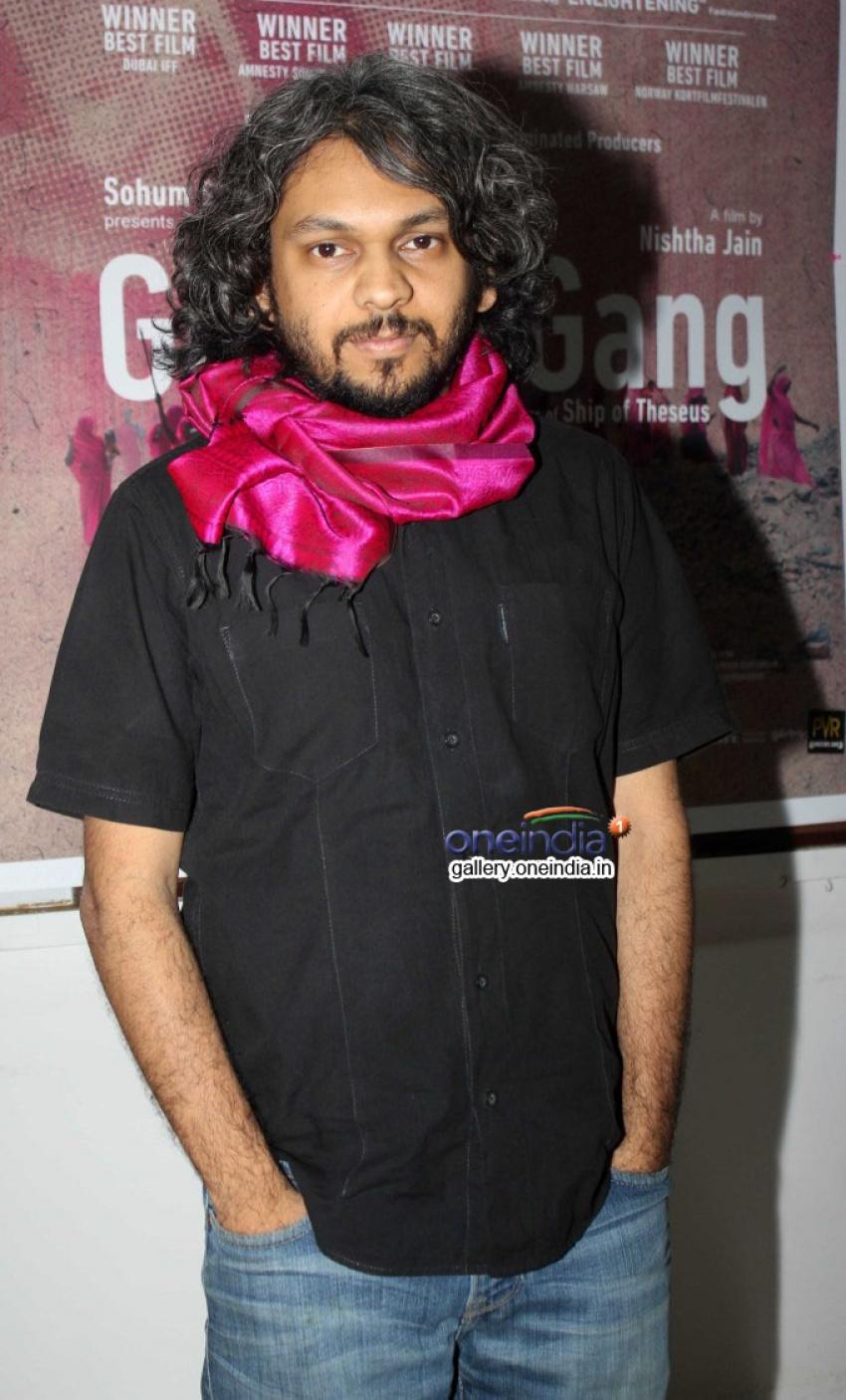 Press Interaction Of Documentry Film Gulabi Gang Photos