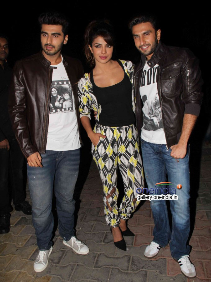 Gunday Film Promotion On The Sets Of Boogie Woogie Photos