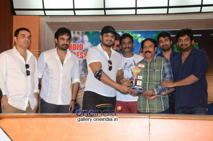 Basanti Audio Success Meet Photos