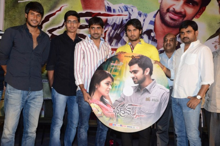 Bhadram Audio Launch Photos