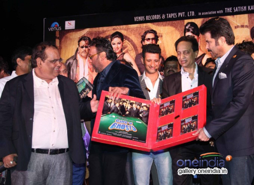 Music Launch Of Film Gang Of Ghosts Photos