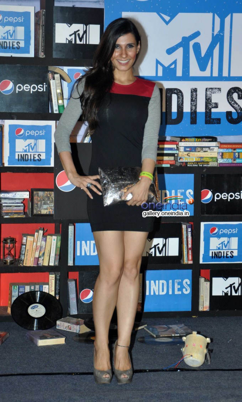 Launch Of Pepsi MTV Indies At Mehboob Studio Photos
