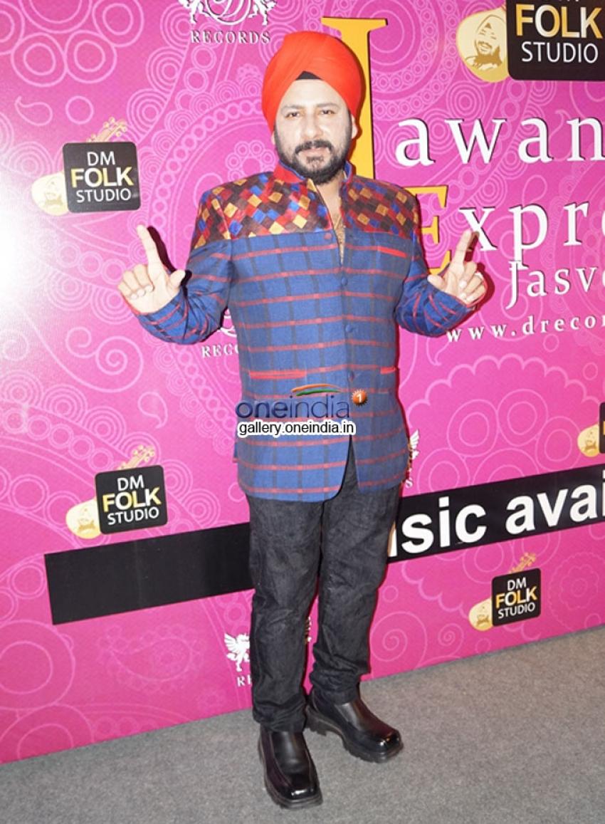 Launch of album Jawani Express Photos