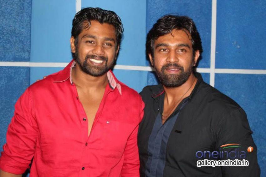 Rudra Tandava Movie Press Meet Photos