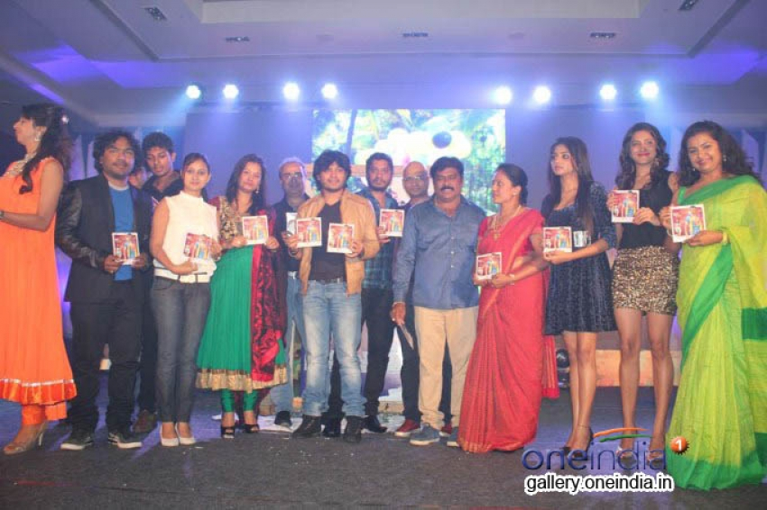Dil Rangeela Audio Release Photos