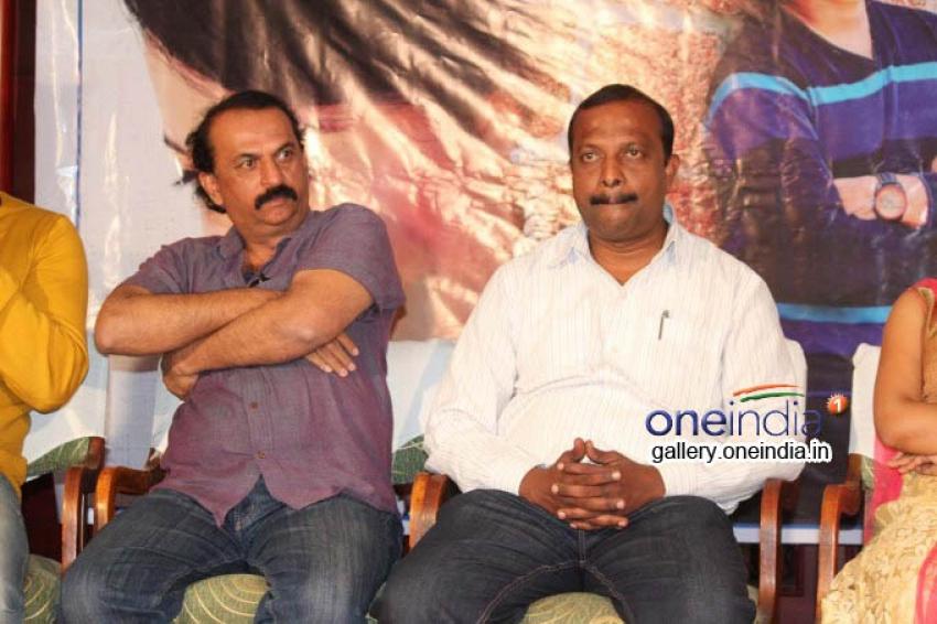 Ee Dil Helide Nee Bekantha Press Meet Photos
