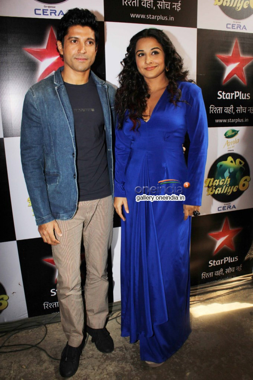 Shaadi Ke Side Effects Film Promotion On The Sets Of Nach Baliye 6 Photos