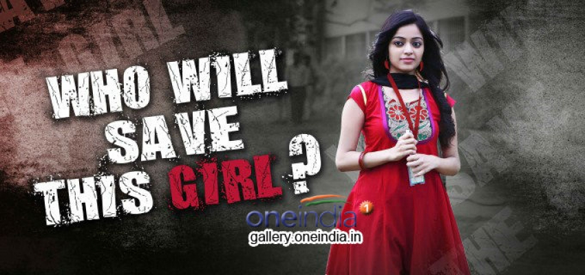 Who will save this girl? Photos
