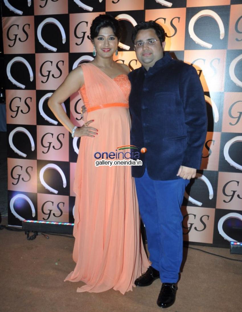 Gaurav & Shubha Sethi's party Photos