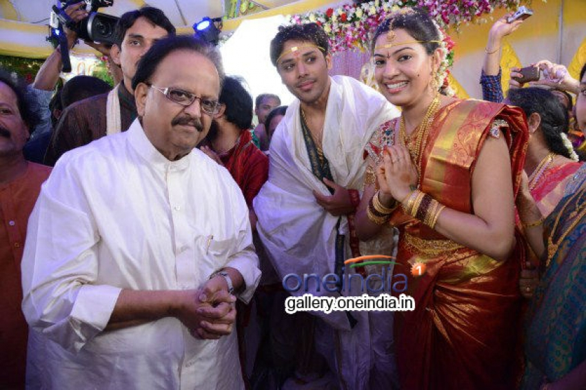 Geetha Madhuri married Actor Nandu Photos