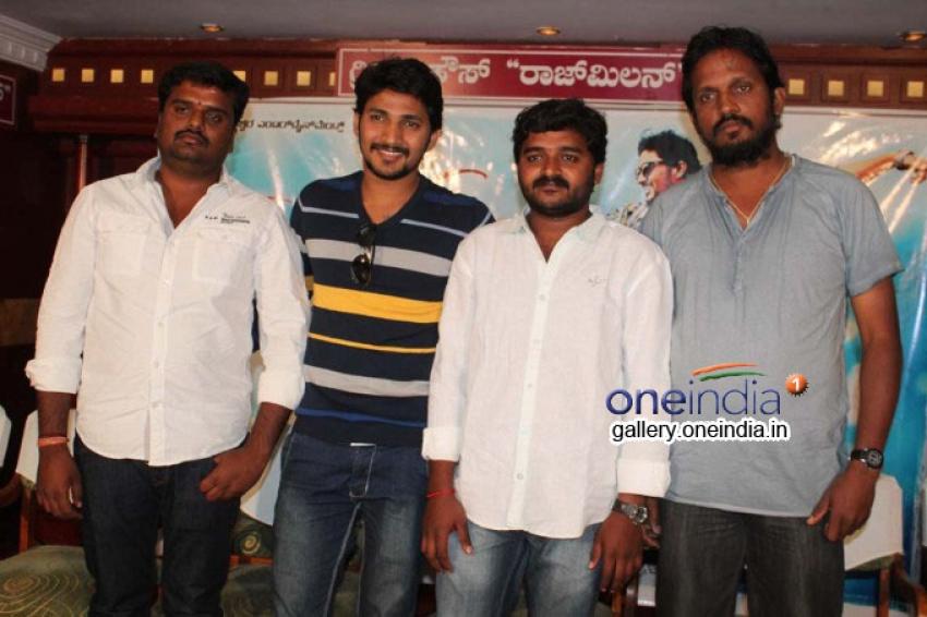 Hammeera Movie Press Meet Photos