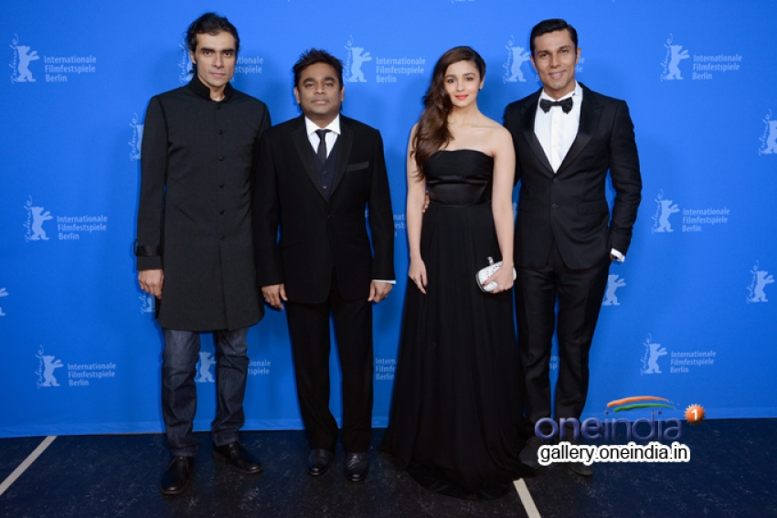 Highway Film Promotion At Dubai Photos