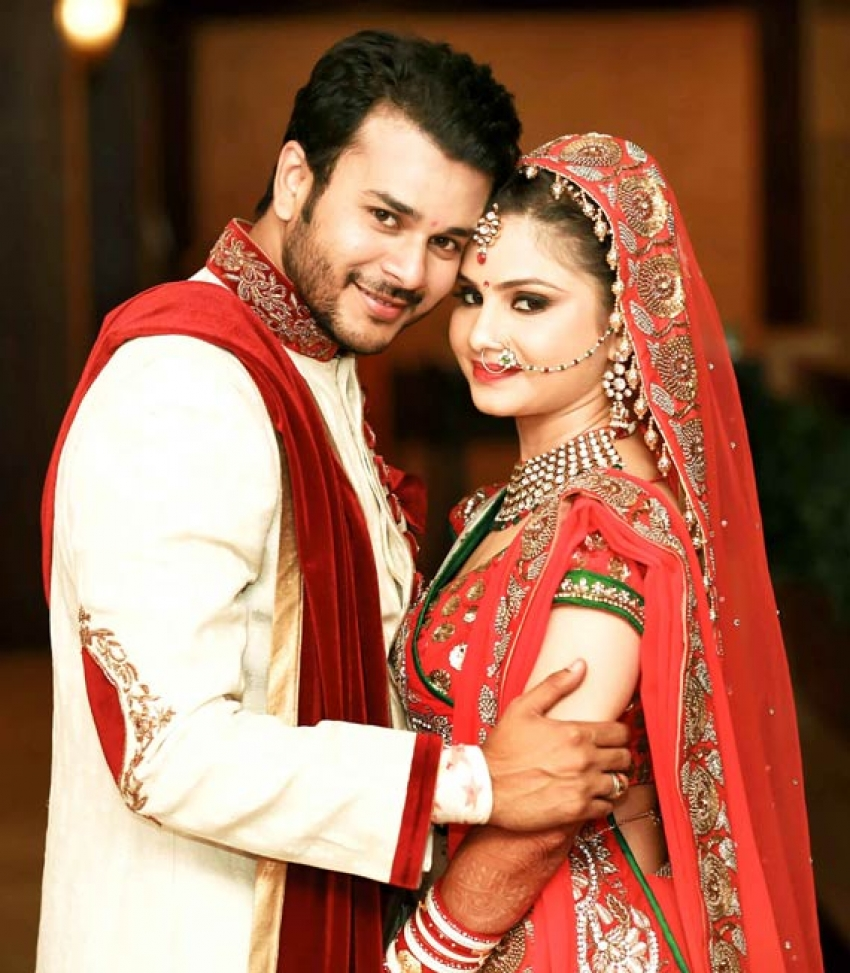 Jay Soni weds Pooja Shah Photos