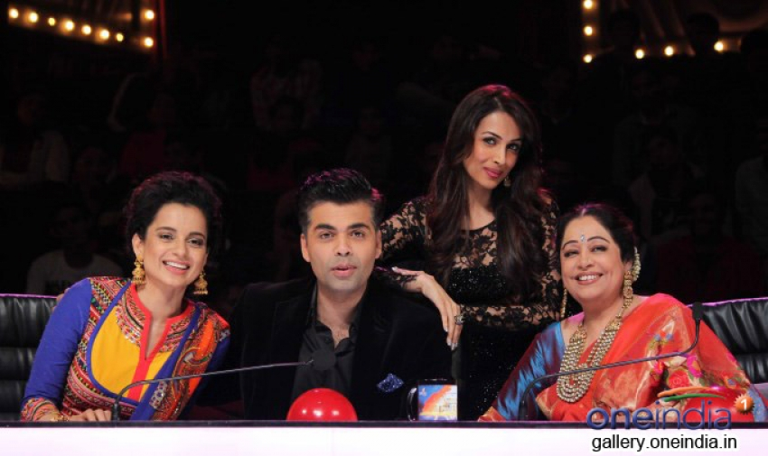 Queen Promotion on the sets of India's Got Talent 5 Photos