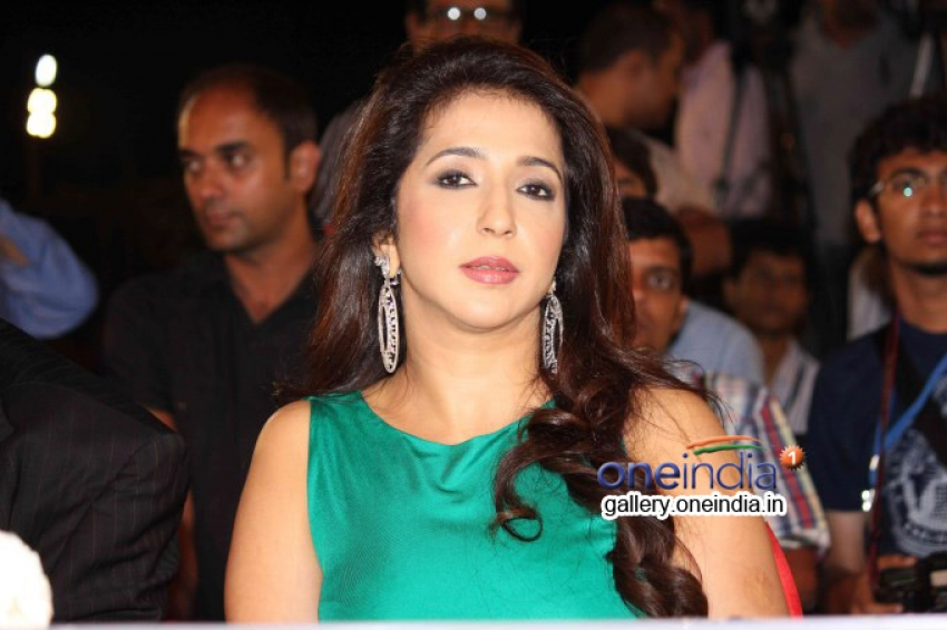Juhi & Govinda at Grand finale Indian Princess 2014 Season 5 Photos
