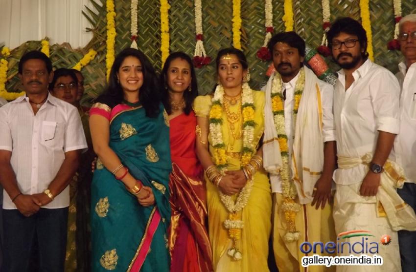 Krishna And Kaivalya Wedding Photos