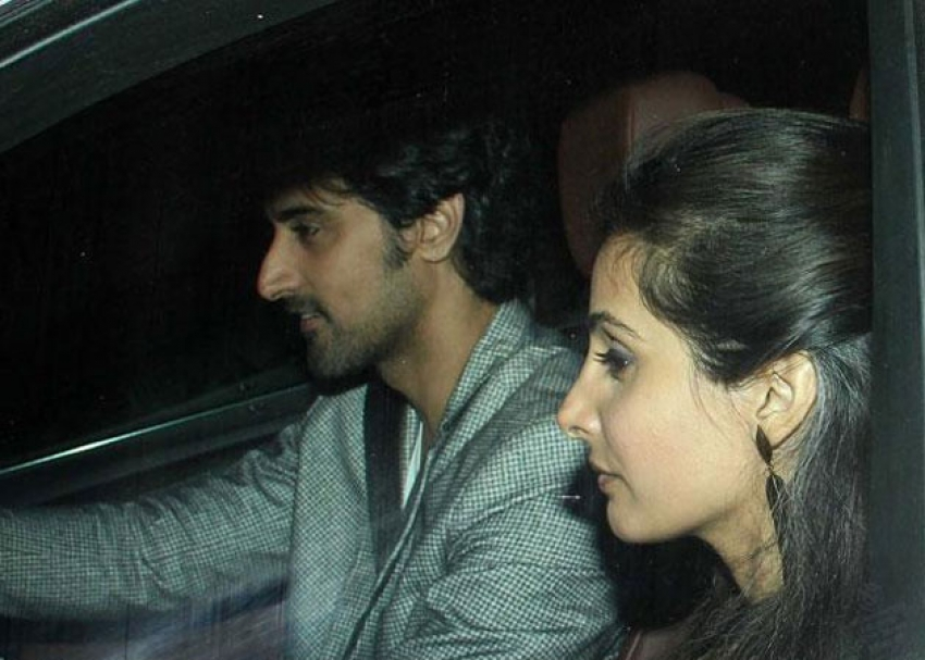 Kunal Kapoor Gets engaged to Naina Bachchan Photos