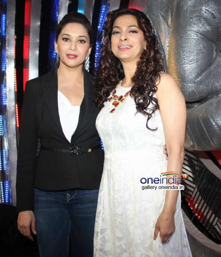 Gulaab Gang Film Promotion On The Sets Of Boogie Woogie Photos