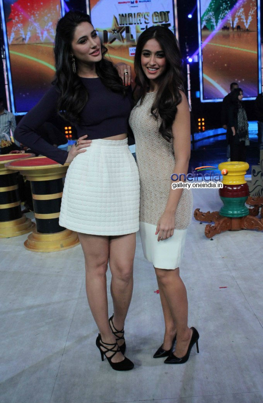 Main Tera Hero promotion on the sets of India's Got Talent 5 Photos