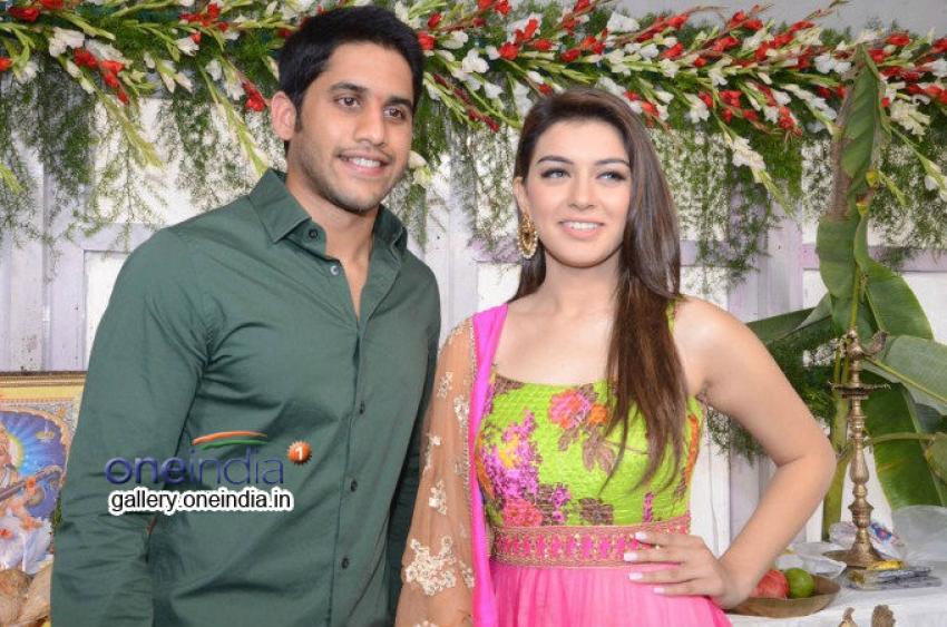 Naga Chaitanya's Durga Movie Launch Photos