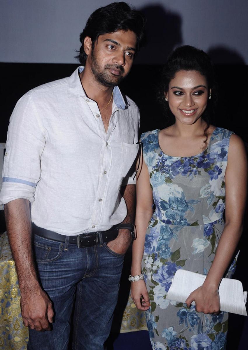 Sivappu Film Press Meet Photos