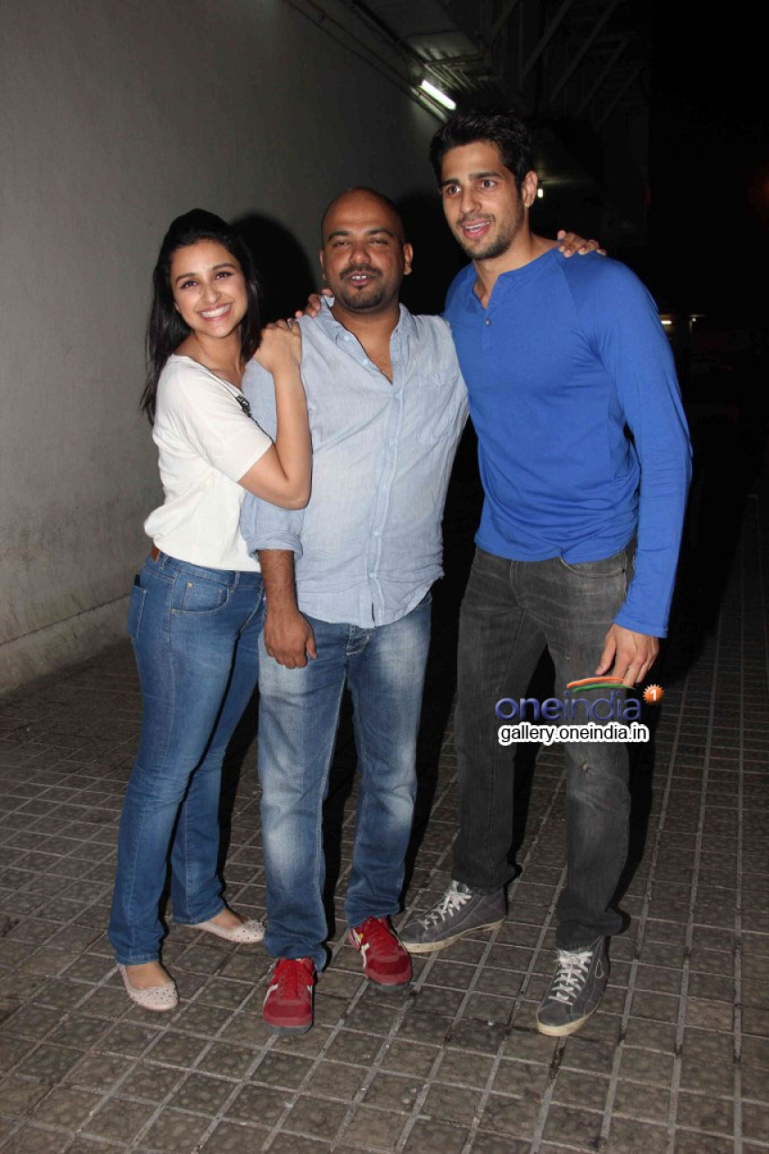 Special Screening Of Film Hasee Toh Phasee At PVR Juhu Photos