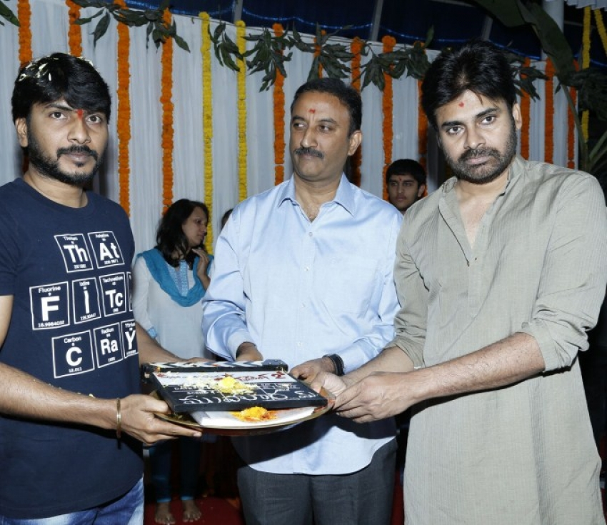 Pawan Kalyan's Gabbar Singh 2 Movie Launch Photos