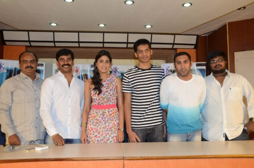 Preminchali Movie Press Meet Photos