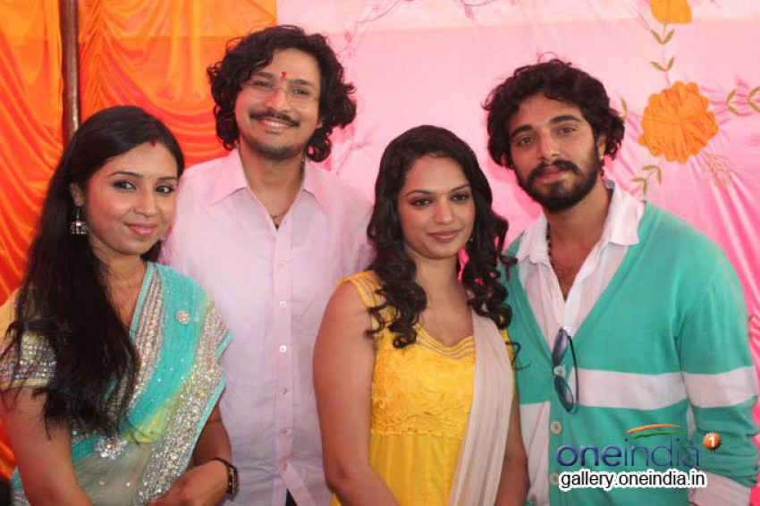 Melody Film Launch Photos