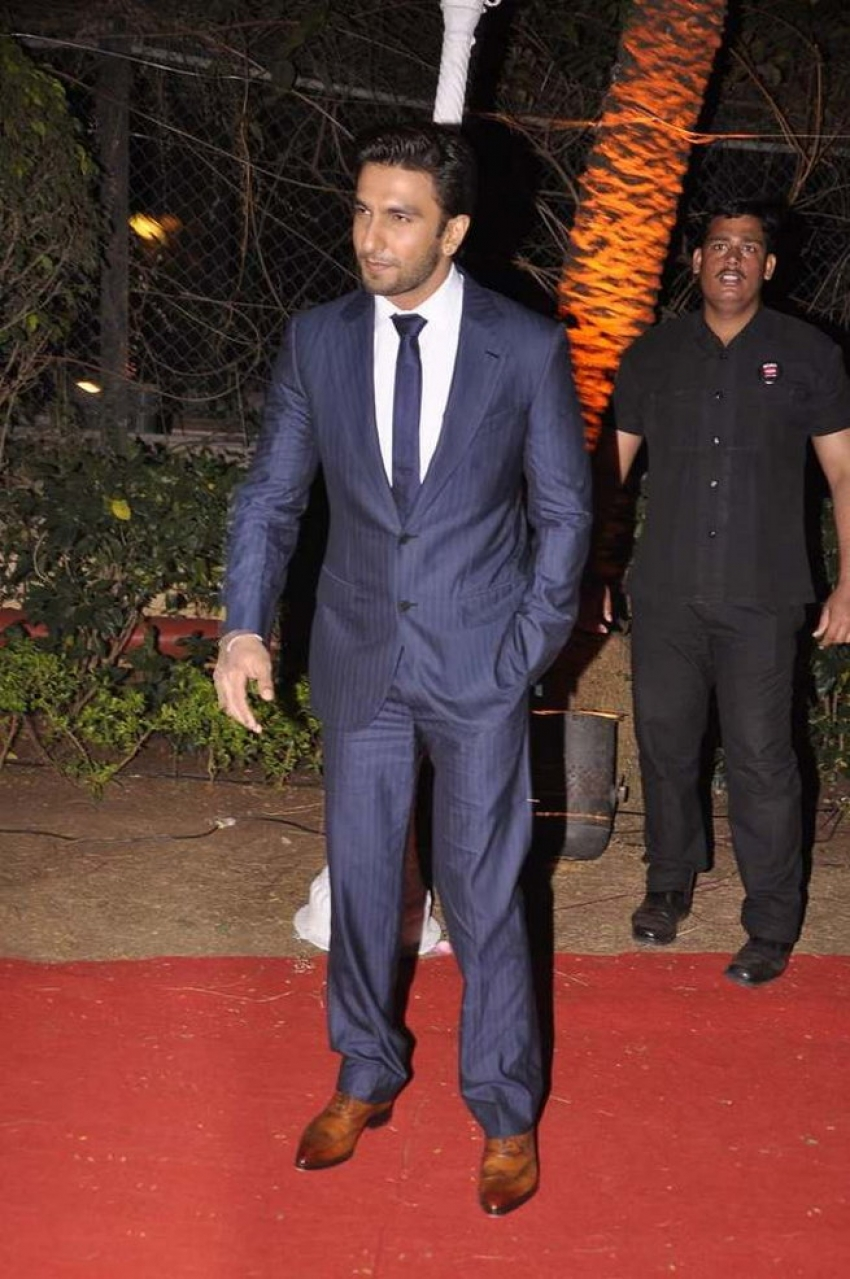 Ahana Deol and Vaibhav Vohra's Wedding Reception Photos