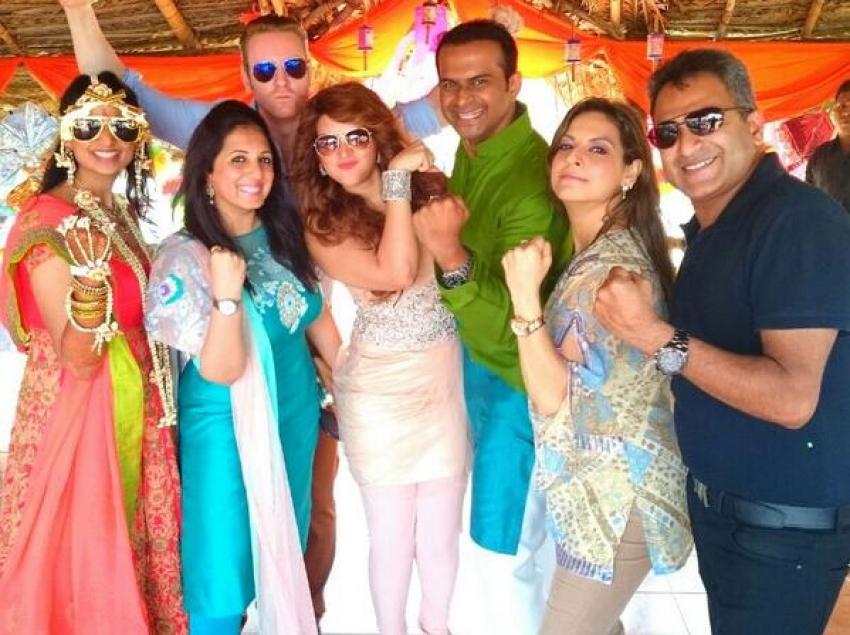 Siddharth Kannan and Neha Agarwal Wedding Photos