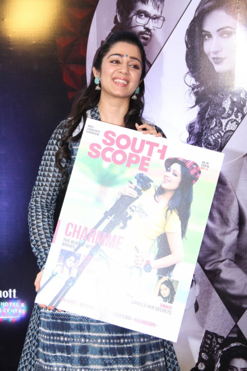 South Scope 2014 Calendar Launch Photos