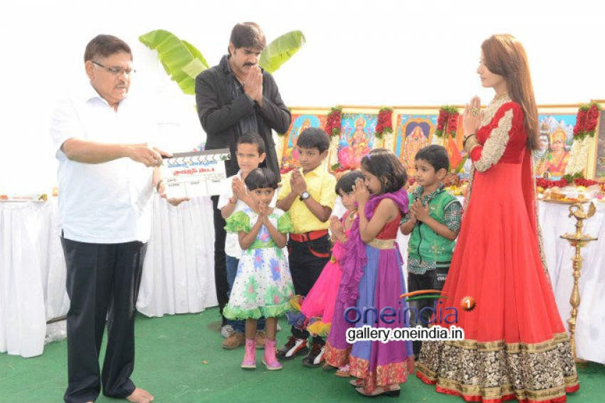 Srikanth's New Movie Launch Photos