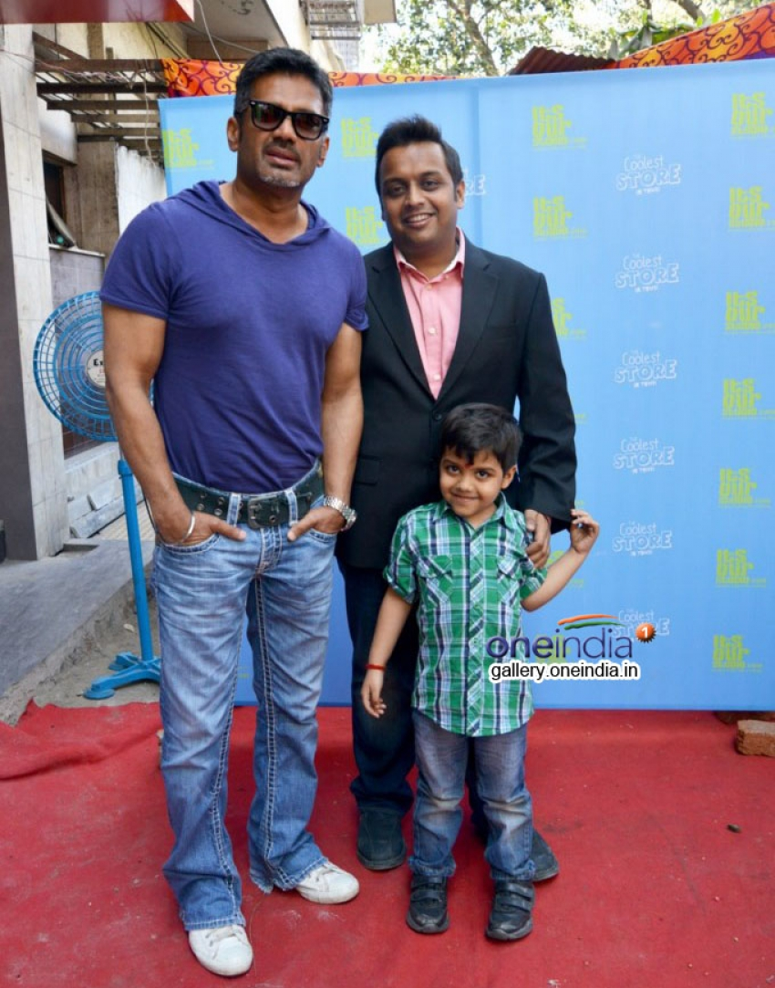 Celebs at ITS OUR STUDIO Flagship store launch Photos