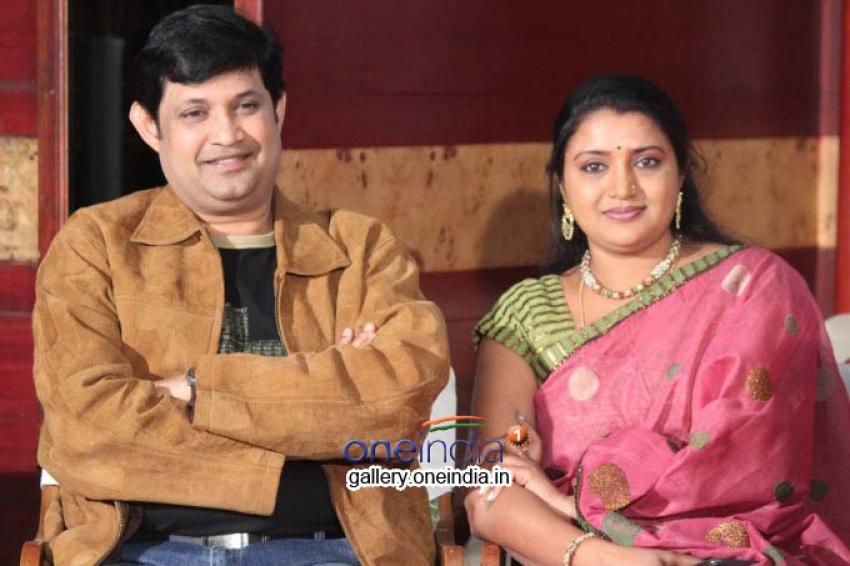 Suvarna TV's Karanji Serial Press Meet Photos