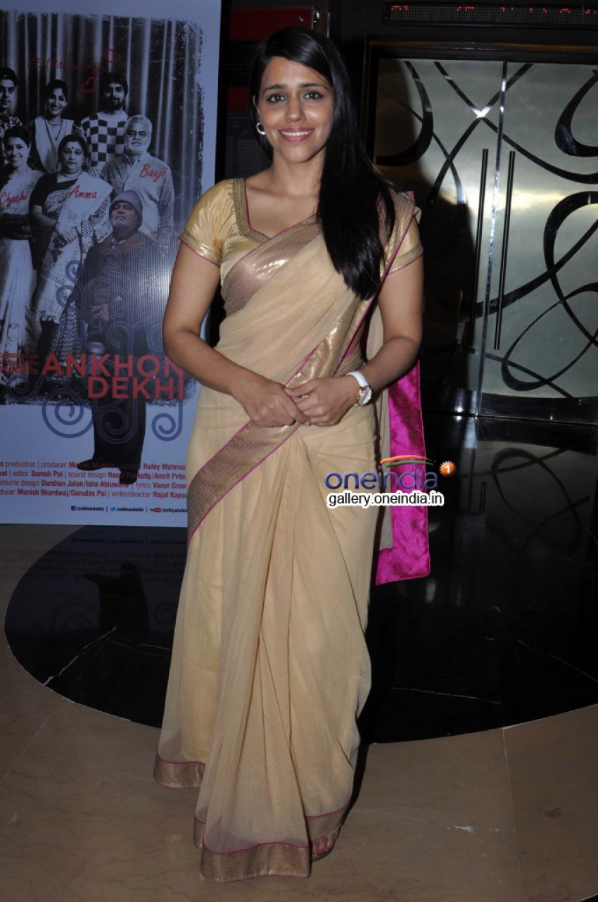 Trailer launch of film Ankhon Dekhi Photos