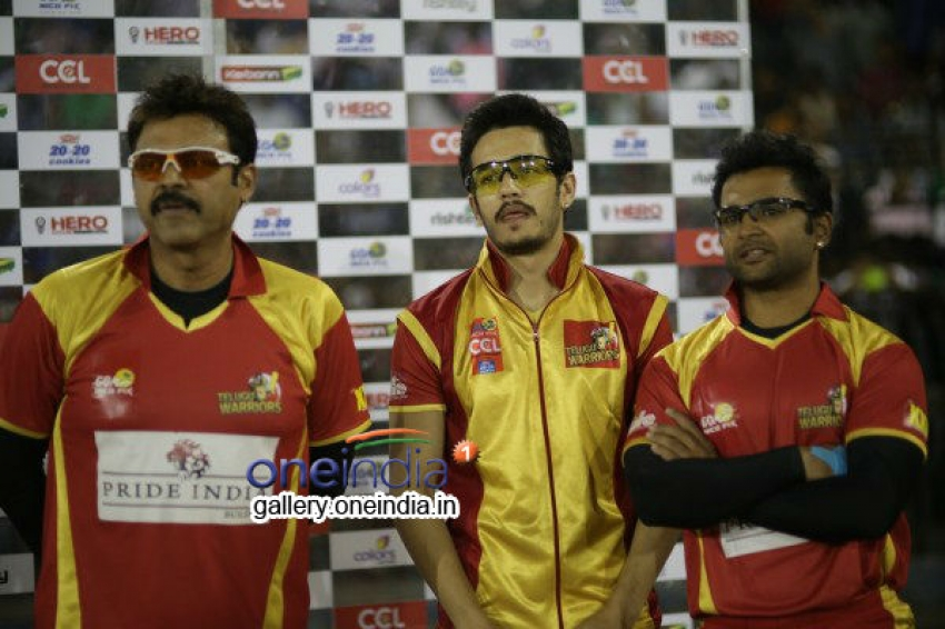 Telugu Warriors Vs Bhojpuri Dabanggs Photos