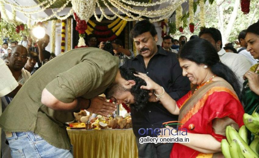Varun Tej New Movie Launch Photos